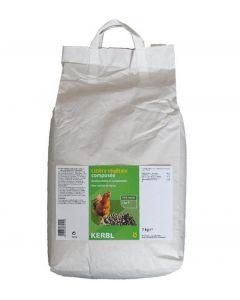 Litière végétale granulés 7 kg