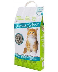 Breeder Celect litière papier recyclé pour chat 10 L