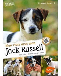 Livre - Bien vivre avec mon Jack Russell