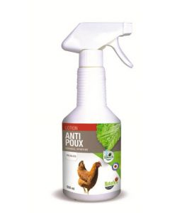Naturlys lotion anti poux volaille 500 ml