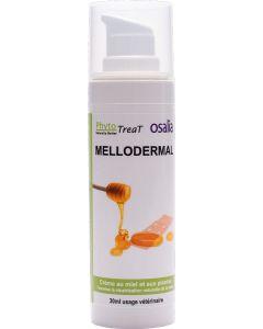 Mellodermal crème au miel de sarrasin 30 ml- La Compagnie des Animaux
