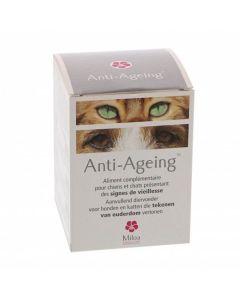 Miloa Anti-Ageing 60 cps - La Compagnie des Animaux