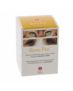 Miloa Reno Pro 30 cps - La Compagnie des Animaux