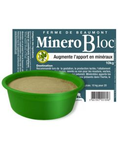 Minérobloc 10 kg