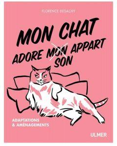 Livre - Mon chat adore (mon) son appart