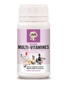 Plume & Compagnie Volacrine Multi-Vitamines 250 ml