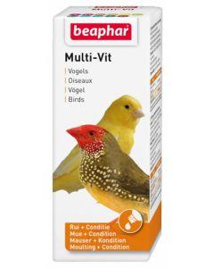 Beaphar MULTI-VIT vitamines oiseaux 50 ml