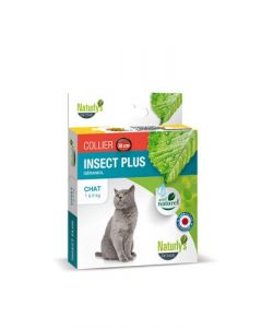Naturlys Collier insect plus chat