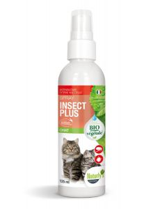 Naturlys Spray insect plus Bio chat 125 ml