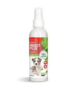Naturlys Spray insect plus Bio chien 125 ml