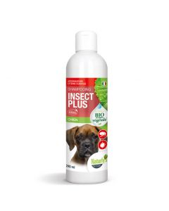 Naturlys shampooing insect plus Bio chien 240 ml