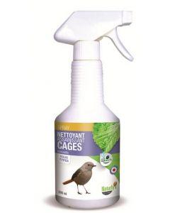 Naturlys spray nettoyant assainissant cages 500 ml