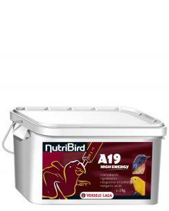 NutriBird A 19 High Energy 3 kg - La Compagnie des Animaux