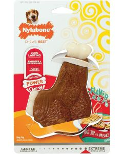 Nylabone Power Chew Pork Chop M - La Compagnie des Animaux