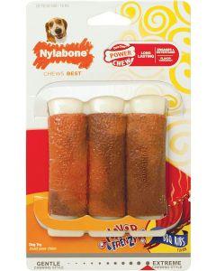 Nylabone Power Chew Pork Ribs M - La Compagnie des Animaux