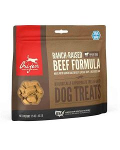 Orijen Ranch Raised Beef Dog Treats chien 92 g