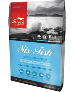 Orijen 6 Fish Dog Croquettes Chien 2 kg- La Compagnie des Animaux