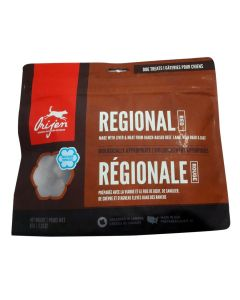 Orijen Regional Red Dog Treats chien 92 g