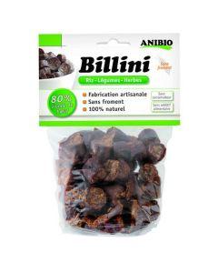 Oskan ANIBIO Billini viande de bœuf 80 % 130 g - La Compagnie des Animaux