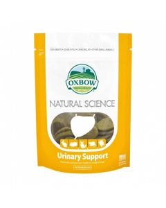 Oxbow Natural Science Urinary Support 60 cps - La Compagnie des Animaux