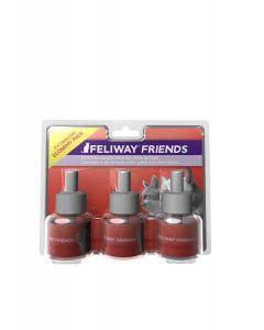 Pack Feliway Friends recharge 3 x 48 ml- La Compagnie des Animaux