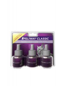 Pack Feliway recharge 3 x 48 ml- La Compagnie des Animaux