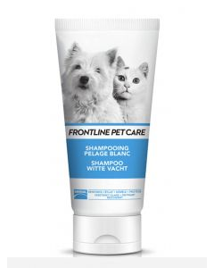 Frontline Pet Care Shampooing pelage blanc 200 ml