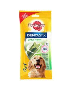 Pedigree Dentastix Fresh pour grands chiens 7 bâtonnets- La Compagnie des Animaux