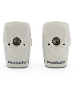 Pet Safe Système anti-aboiement à ultrasons pour l'intérieur (pack de 2) - La Compagnie des Animaux