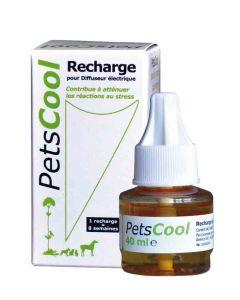 Petscool Recharge de 40 ml- La Compagnie des Animaux