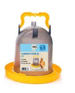 Plume & Compagnie Abreuvoir Portable 3 L