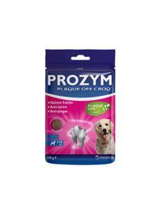 Prozym Plaque Off Croq chien 150 grs - La compagnie des animaux