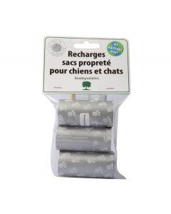 Recharge distributeur Bon Ton 45 sachets