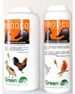 Rhodeo poudre aviaire 500 grs