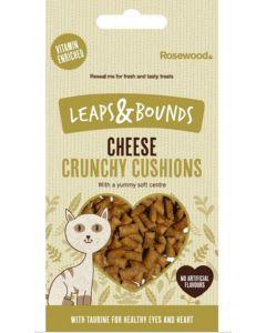 Rosewood Friandise Crunchy au fromage pour Chat 60 g- La Compagnie des Animaux -