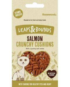 Rosewood Friandise Crunchy au saumon pour Chat 60 g- La Compagnie des Animaux -