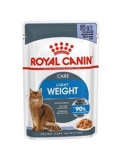 Royal Canin Féline Care Nutrition Light gelée 12 x 85 g