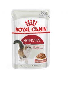 Royal Canin Feline Health Nutrition Instinctive sauce 12 x 85 g