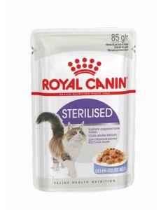 Royal Canin Feline Health Nutrition Sterilised gelée 12 x 85 g