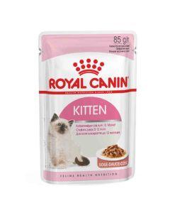 Royal Canin Kitten en sauce 12 x 85 grs