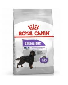 Royal Canin Maxi Sterilised 9 kg- La Compagnie des Animaux