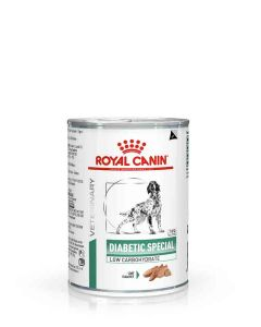 Royal Canin Veterinary Dog Diabetic Special 12 x 410 grs