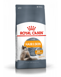 Royal Canin Féline Care Nutrition Hair & Skin Care - La Compagnie des Animaux