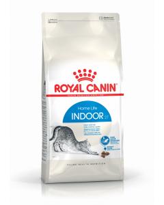 Royal Canin Féline Health Nutrition Indoor 27 - La Compagnie des Animaux