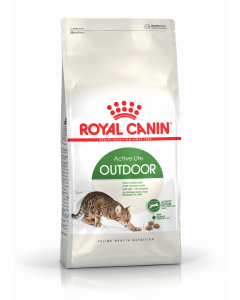 Royal Canin Féline Health Nutrition Outdoor - La Compagnie des Animaux