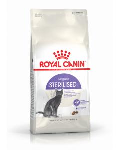 Royal Canin Féline Health Nutrition Sterilised 37 - La Compagnie des Animaux