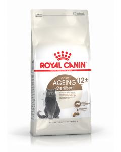 Royal Canin Féline Health Nutrition Sterilised + de 12 - La Compagnie des Animaux