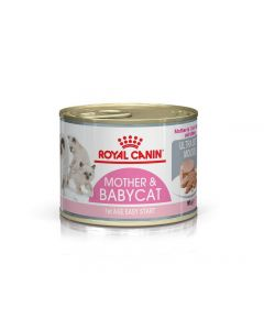 Royal Canin Feline Health Nutrition Mother & Babycat 12 x 195 g - La Compagnie des Animaux