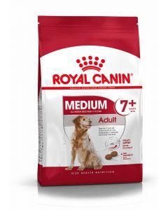 Royal Canin Medium Adult + de 7 ans - La Compagnie des Animaux