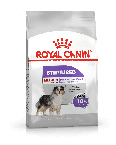 Royal Canin Medium Sterilised - La Compagnie des Animaux